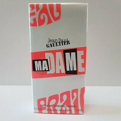 Jean Paul Gaultier Ma Dame Eau Fraiche 100ml Spray Boxed & Sealed ( Rare )
