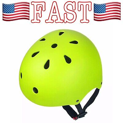 Kids Bike Helmet CPSC Certified Lightweight Impact Resistance Adjustable