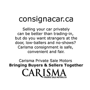 Carisma Private Sale Motors ~ sell your car without the hassles.