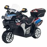 Lil' Rider FX 3 Wheel Battery Powered Bike - Black - Charger Included