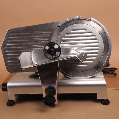 Avantco Sl310 10 Manual Gravity Feed Deli Meat Slicer W 14 Hp Motor
