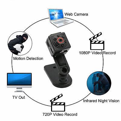 DVR DV cámara de vigilancia espía Sport vigilancia mediante Full HD 1080p