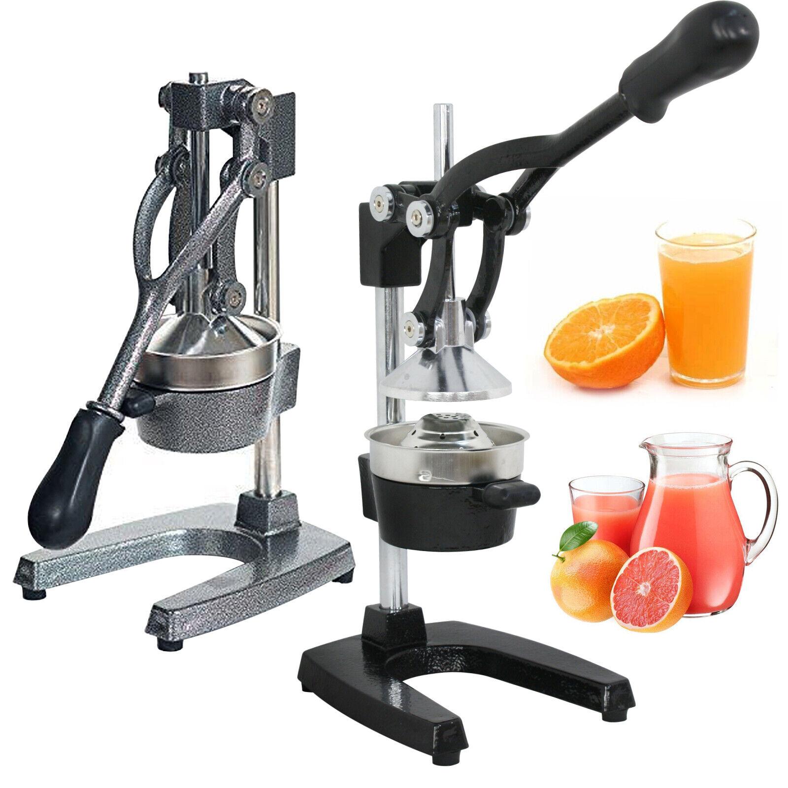 Citrus Orange Fruit Maker Commercial Manual Juicer Press GradeProfessional Home & Garden