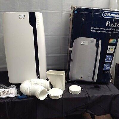 Portable Air Conditioner Delonghi PAC EX100 Silent 1000BTU A+ Enery Rating LO366