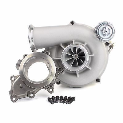 99.5-03 Ford Powerstroke 7.3 GTP38 Turbo with 9 Blades Billet Compressor Wheel