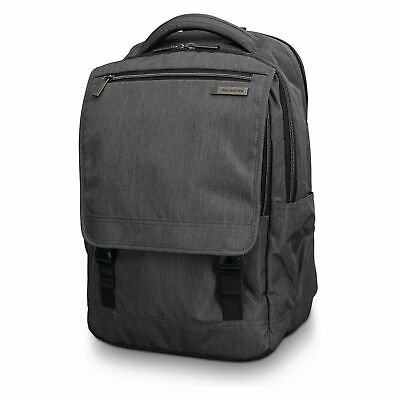 Samsonite Modern Utility Paracycle Laptop Backpack (Charcoal Heather)