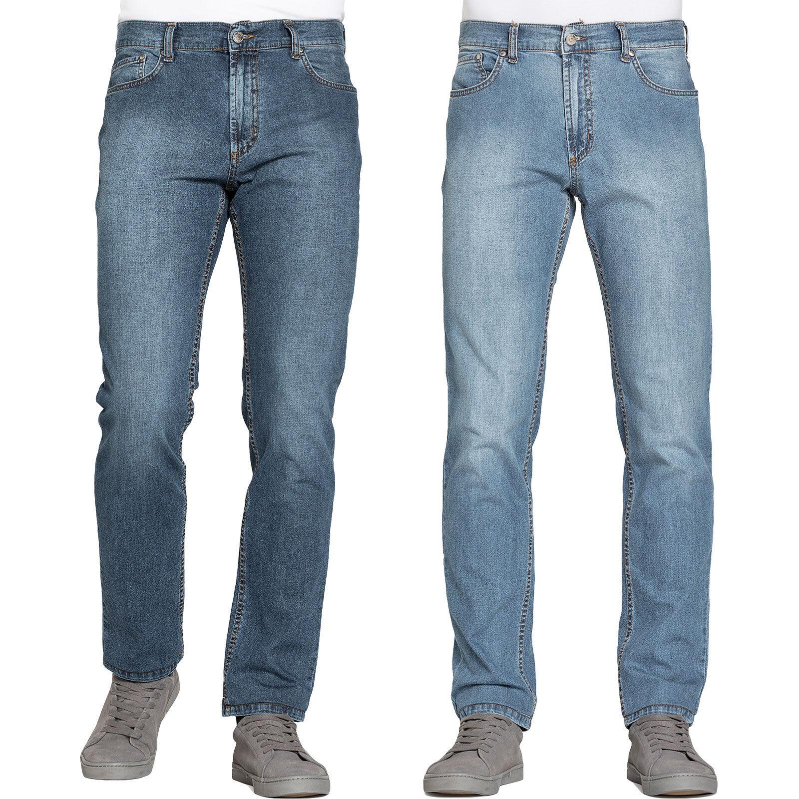 Carrera Vaqueros Hombre Pantalones Stretch Vita Regular Pierna Comoda 700 930a Ebay