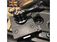 Opscore Helmet Alloy Mount for Gopro 3 4 5  Mount NVG Helmet Base Bracket in UK