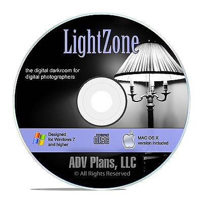 Professional Photo Editor  Lightzone  Darkroom Lightroom Digital Camera Jpeg F22