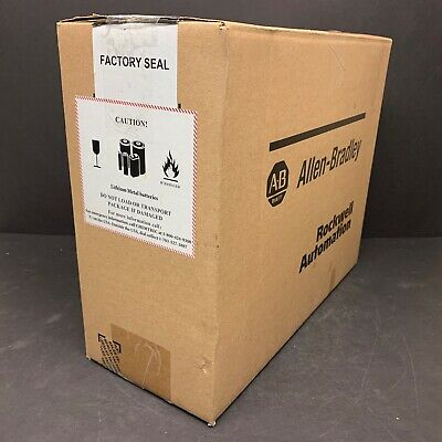 2017 New Allen Bradley 2711r-t10t Panelview 800 Color Graphic Term Touch 10.4in
