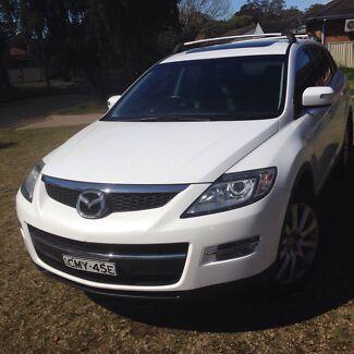 Mazda CX-9  Bankstown Bankstown Area Preview