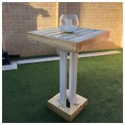 Wooden/Pallet Bar Table - HIRE Wanneroo Wanneroo Area Preview