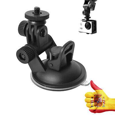 Jaws Flex Clamp Mount Cuello de Ganso Ajustable con 1//4 tornillo soporte 360 /°Metal R/ótula de bola para Gopro Hero 7 6 5 4 3 C/ámaras de Acci/ón GreatCool Soporte M/óvil Coche Triple Taza Ventosa