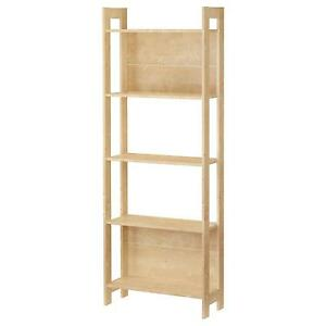 Ikea Beech Bookcases