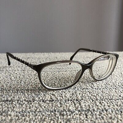 CHANEL Eyeglasses Eye Glasses Frames 3221-Q C. 819 (Chanel Eye Frames)