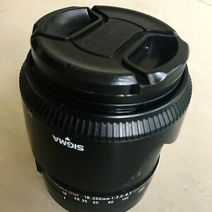 Sigma 18-250mm lens Kenthurst The Hills District Preview