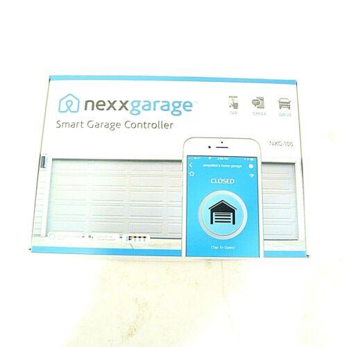 Nexxgarage NXG-100 Smart Garage Controller (used w/ existing garage door opener)