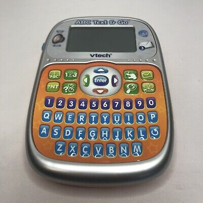 Vtech ABC Text & Go Handheld Electronic Educational Learning System