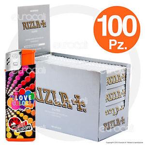5000-Cartine-RIZLA-SILVER-Argento-Corte-100pz-1-Box