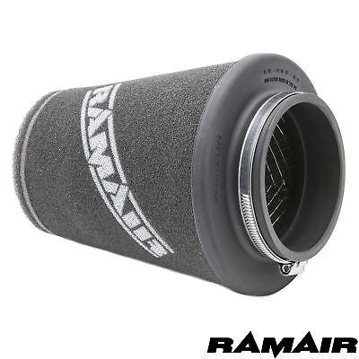 Ramair Performance Universal Induction Intake Custom Foam Air Filter - 90mm ID