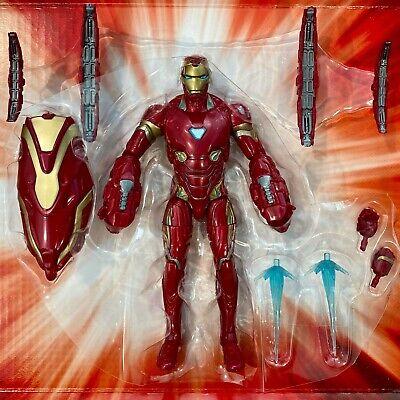IRON MAN MARK 50 - Marvel Legends Avengers Infinity War from Iron Spider 2 Pack