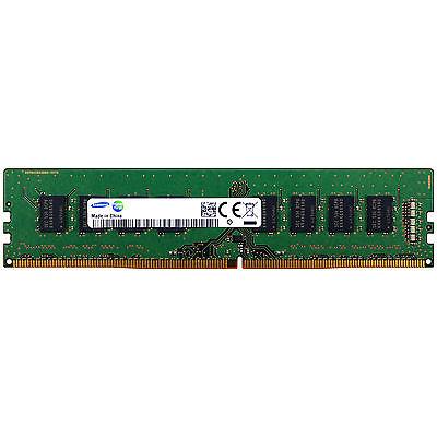 8GB Module DDR4 2400 Samsung M378A1K43BB2-CRC 19200 NON-ECC Desktop Memory RAM