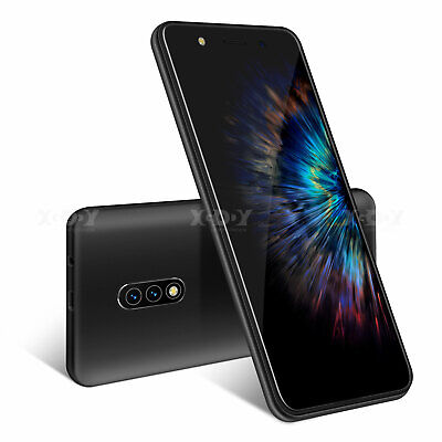 Android Phone - New 5.5 inch Android Smartphone Quad Core Dual SIM Factory Unlocked Mobile Phone