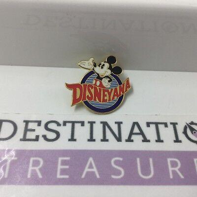 Disney Disneyana Store PIN May 2, 1998 Ltd Edition Blue Light Blue Mickey Mouse