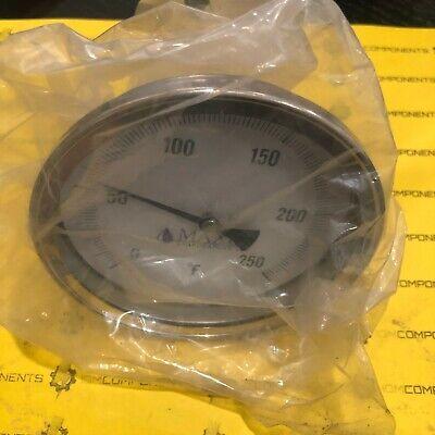 Maxim Evaporators Llc Temperature Meter 0-250f