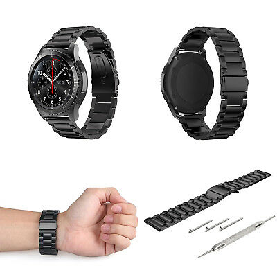 Stainless Steel Bracelet Strap For Samsung Gear S3 Frontier Classic Watch Band