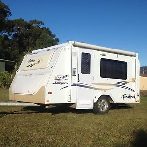 2007 Jayco Feather Margate Kingborough Area Preview