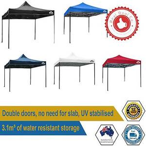 Instant Pop Up Gazebo Outdoor Folding Tent Party Market Marquee - Paddington Eastern Suburbs Preview