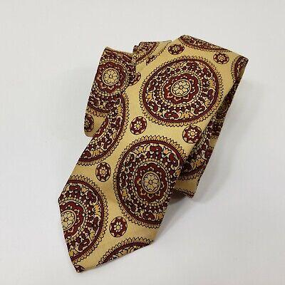 1950s Men's Ties, Bow Ties – Vintage, Skinny, Knit Vintage 1950s Narrow Silk Tie from Guy Faris Men's Shop in South Boston VA $18.99 AT vintagedancer.com