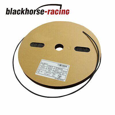 100 Ft100 Feet 18 3mm Polyolefin 21 Heat Shrink Tubing Tube Cable Ul Black