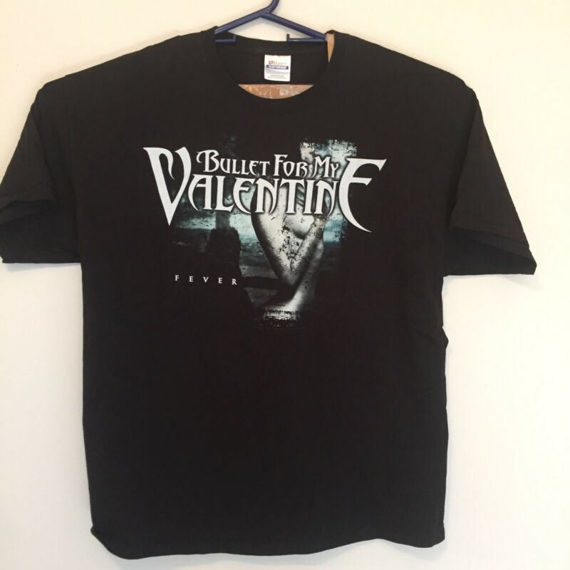 Bullet for My Valentine Concert Tee Shirt Size 2XL