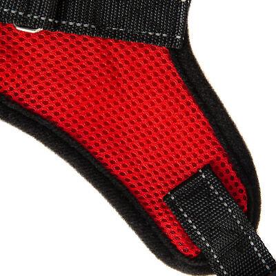 Pet Control Harness for Dog Soft Mesh Walk Large Small Medium XXL Pink Red Black
