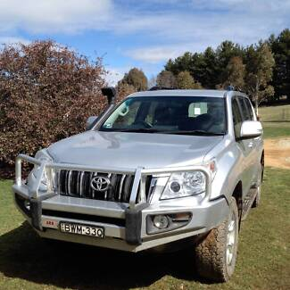 2011 Toyota LandCruiser Wagon Adaminaby Snowy River Area Preview