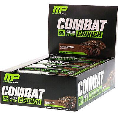 Muscle Pharm Hybrid Series Combat Crunch