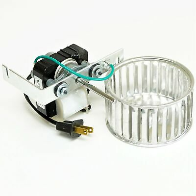 Bathroom Vent Fan Motor And Wheel For Nutone 82229000 C-82230 K7895