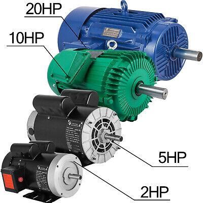 Electric Motor 120hp 1phase3phase 58shaft Genaral Rigid Base Outdoors 256t