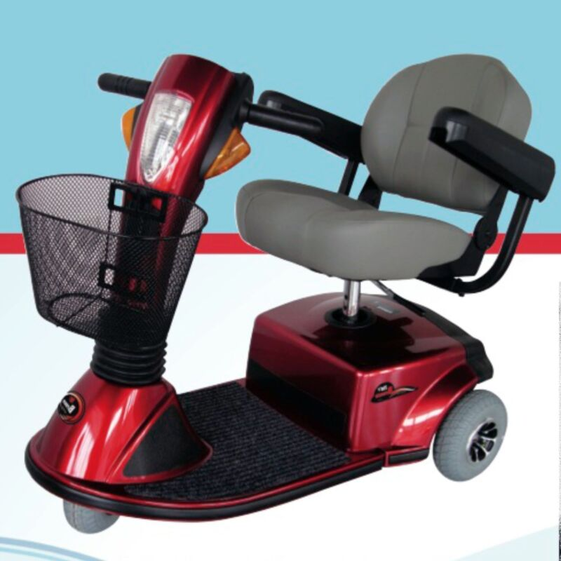 Mid-size Breeze Mobility Scooter Zipr Zip