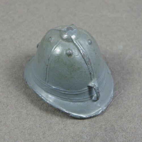 British Colonial, Medic. Patriotic Miniature Helmet WWI. 1914 - 1918. 14 - 18.