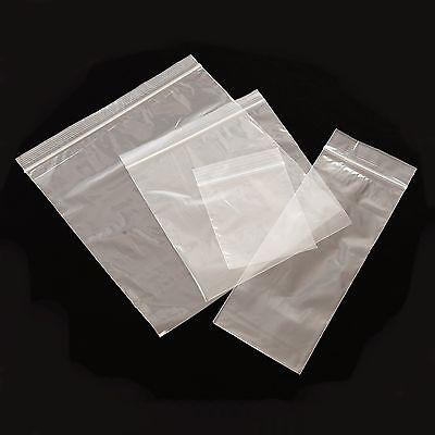 "5000 GL4 GA123 3.5/"" x 4.5/"" Clear Write-On Panel Grip Self Seal Plastic Bags"