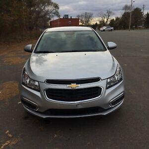 2015 Chevrolet Cruze (Price Reduced)