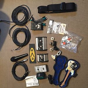 Guitar and Amp Parts