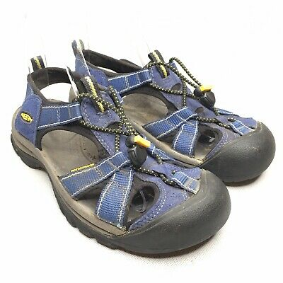 Keen Sport Sandal Shoes Waterproof Walking Hiking Adjustable Drawstring Size 7.5 for sale  Shipping to India