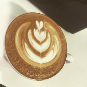 Looking for Barista job with enthusiastic learning skills