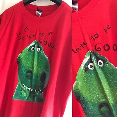 Toy Story Rex T Shirt