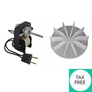 bathroom replacement vent kit fan motor exhaust blower broan nutone fasco 120v