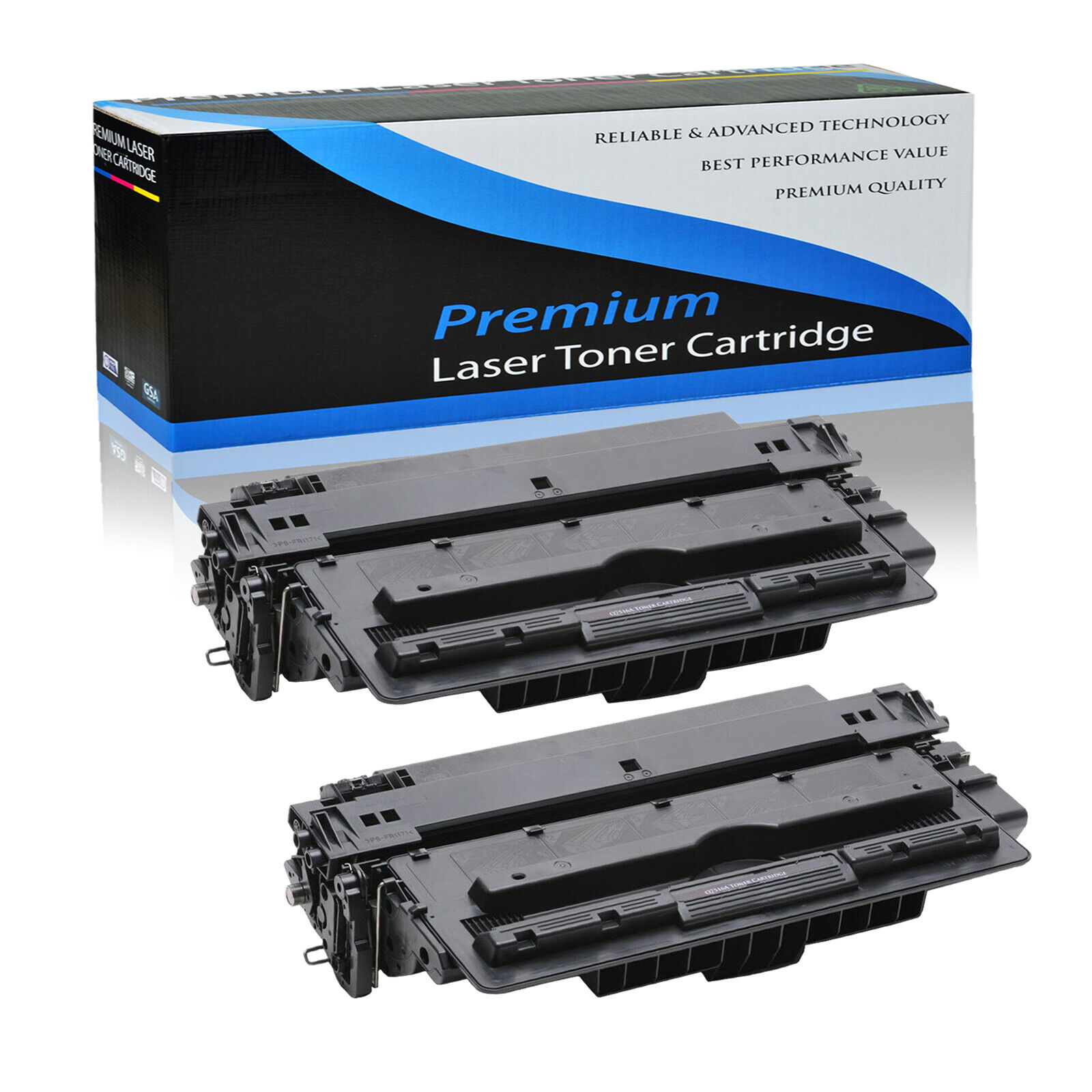 Black Works with: Laserjet 5200 5200DTN On-Site Laser Compatible Toner Replacement for HP Q7516A 5200TN
